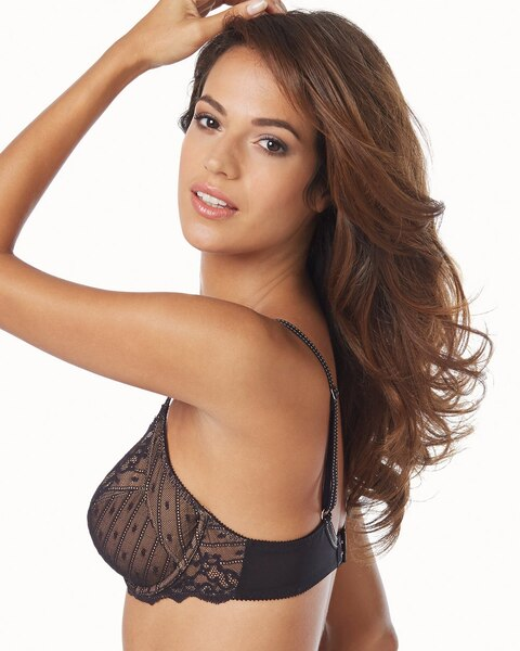 1764a6f5c61f Return to thumbnail image selection Rive Gauche Full Coverage Unlined Bra