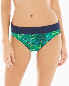 Soma Swim Slimming Foldover Hipster Bottom