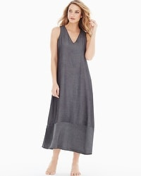 Natori Joy Sleeveless Maxi Dress