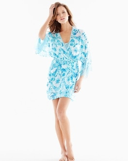 In Bloom by Jonquil Melinda Short Robe