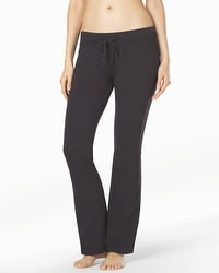 Barefoot Dreams Stretch Flare Pants Carbon