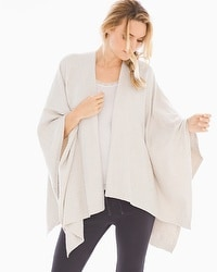 Barefoot Dreams Chic Lite Weekend Blanket Wrap