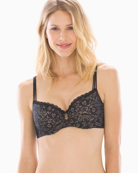 Strappy Unlined Balconet Bra