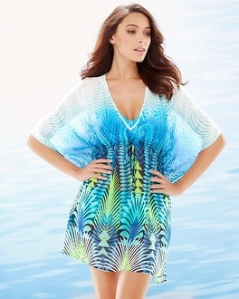 Tommy Bahama Tropical Tunic Swim Cover Up