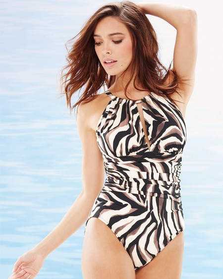 Safari Katrina One Piece Swimsuit