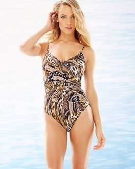 Gottex Sahara One Piece Swimsuit