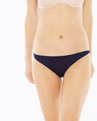 Vanishing Edge Paisley Lace Bikini Panty