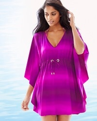La Blanca Medina Butterfly Sleeve Swim Cover Up
