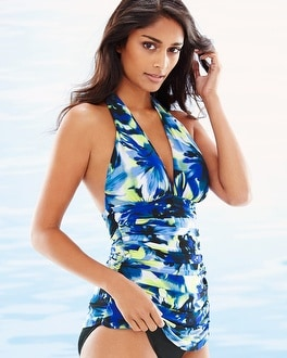 Magicsuit Starry Night Traci Tankini Swim Top