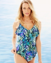 Magicsuit Papillon Rita Tankini Swim Top