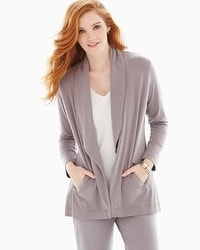 Premium Cotton Wrap Smokey Taupe