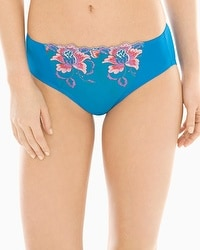 Limited Edition Sensuous Lace Floral High-Leg Panty