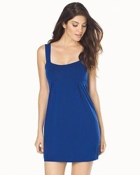 Naked Tencel Sleep Chemise Sodalite Blue