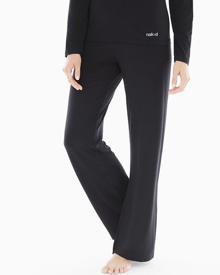 Luxury Pants Black