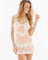 Wacoal Embrace Lace Sleep Chemise White