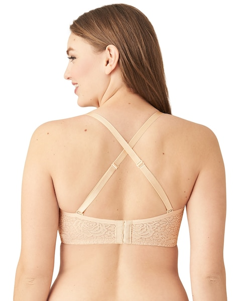 c13709f856 Return to thumbnail image selection Halo Lace Strapless Bra