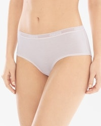 Naked Everyday Cotton Blend Hipster Panty