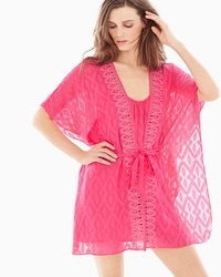 In Bloom by Jonquil Hana Short Wrap Pink