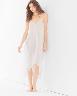 In Bloom by Jonquil Long Nightgown Ivory