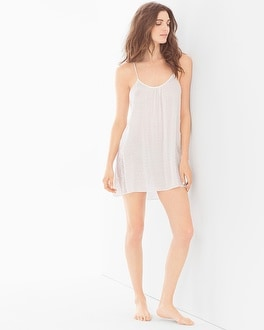 In Bloom by Jonquil Marcy Sleep Chemise Ivory