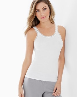 Barefoot Dreams Luxe Ribbed Tank