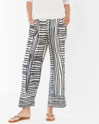 Miraclebody Slimming Petra Wide-Leg Pants Indigo
