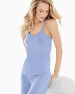 Naked Essential Cotton Blend Camisole Lavender Luster
