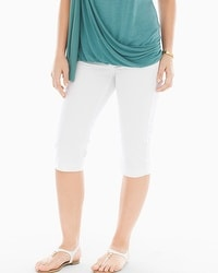 Miraclebody by Miraclesuit Rudy Bermuda Shorts White