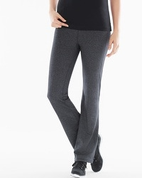 MSP by Miraclesuit Slimming Bootcut Pants Charcoal Heather