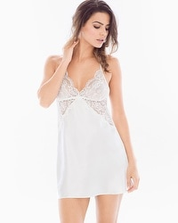 In Bloom Sabrosa Sleep Chemise Ivory