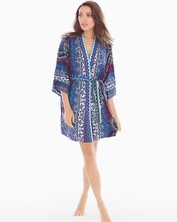 In Bloom Lisbon Short Robe