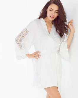In Bloom Anadia Robe Ivory