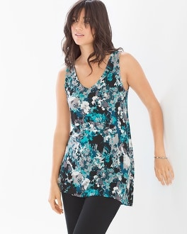 Live. Lounge. Wear. Sleeveless Tunic Charmed Poseidon