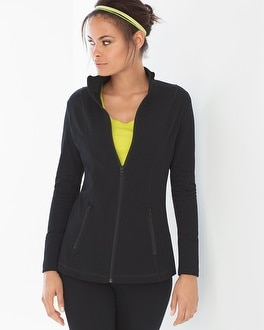 Soma Sport Cotton Blend Yoga Jacket