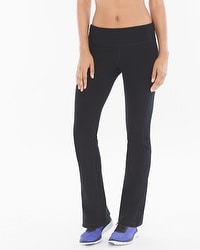 Athleisure Cotton Blend Yoga Pants