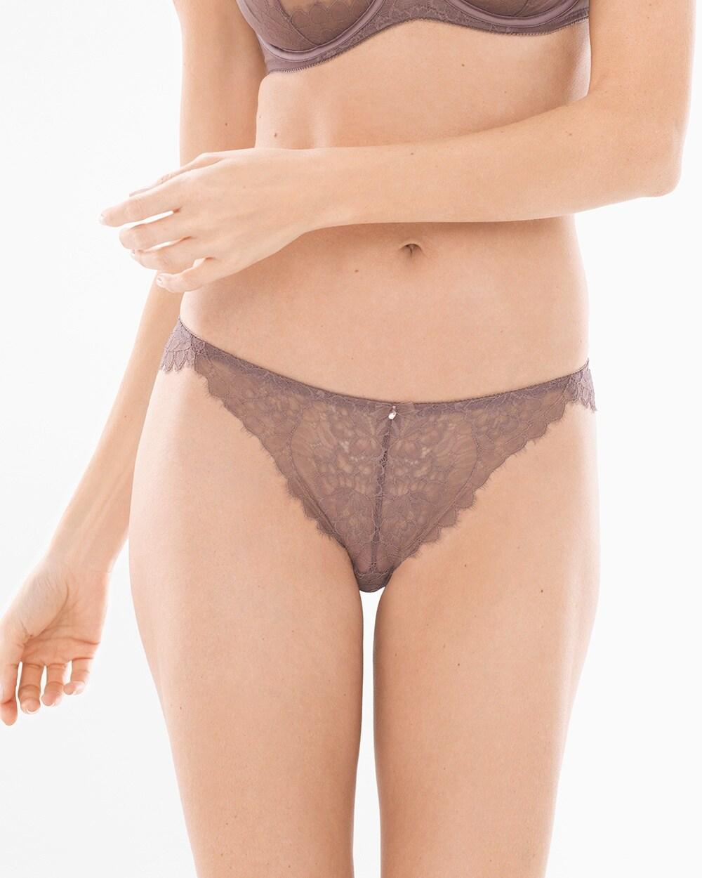 7e53f3f355be Cheeky Lace Bikini - Soma