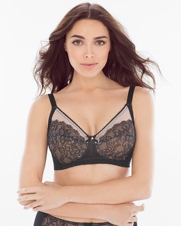 Wacoal Retro Chic Wireless Bra