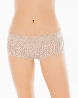 Wacoal Halo Lace Boyshorts