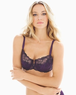 Sensuous Lace Majesty Lace Balconet Bra