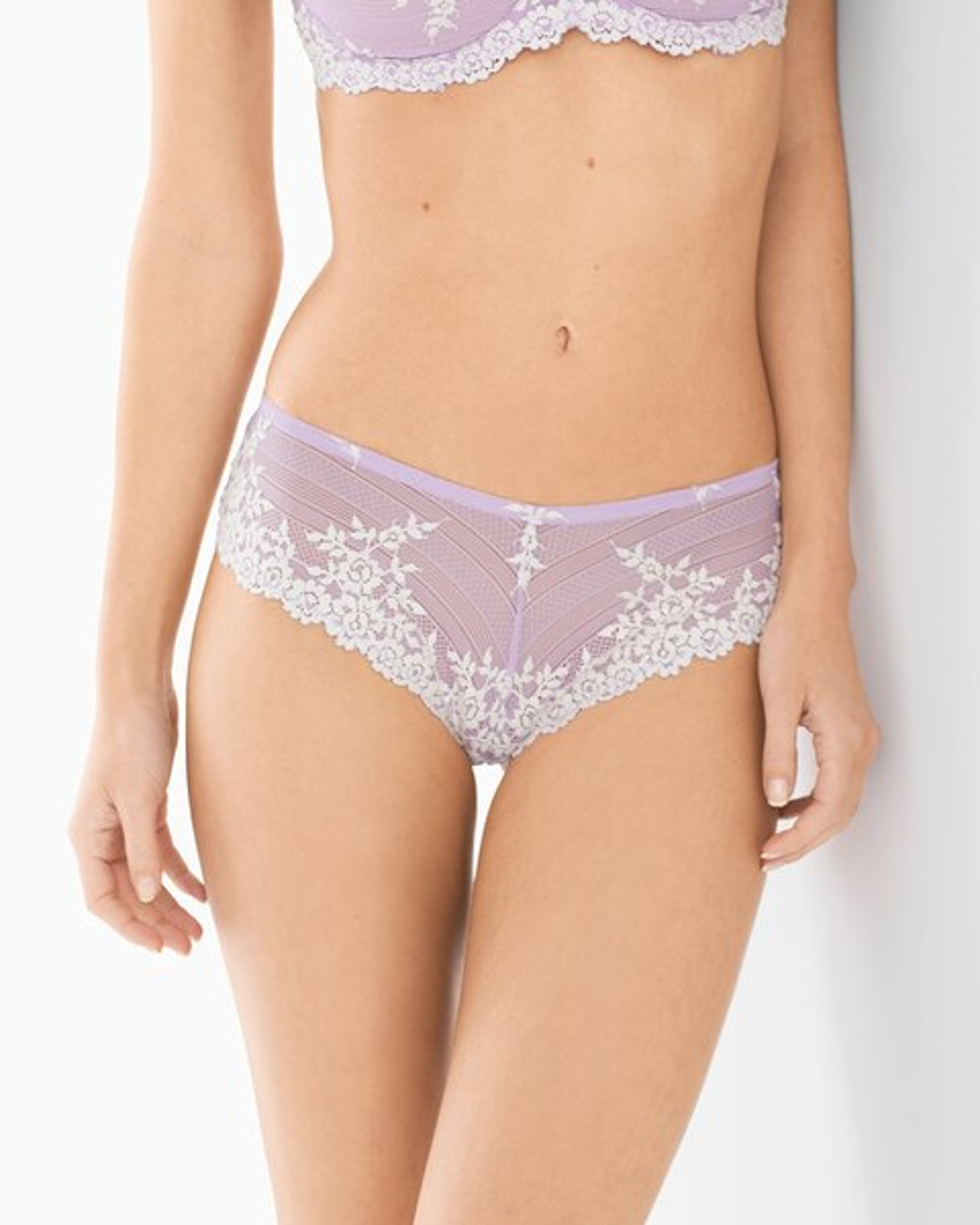 895dc788c5 Embrace Lace Tanga Panty - Soma