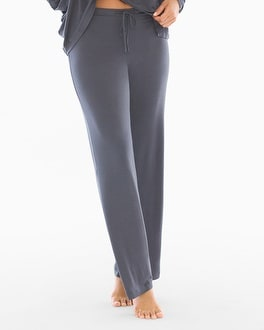 Samantha Chang Home Lounge Pants Slate