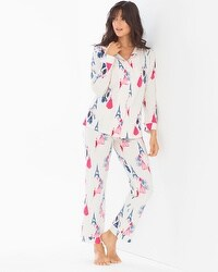 BedHead Pajamas Knit Pajama Set Fashion Week