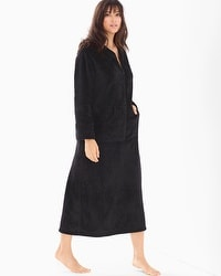 Embraceable Long Luxe Zip Robe