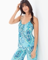 In Bloom Sea Ridge Pajama Cami