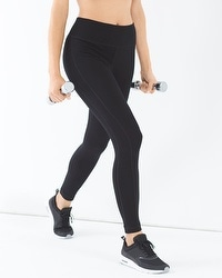 Soma Sport Cotton-blend Yoga Legging