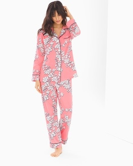 BedHead Sateen Cotton Classic Pajama Set