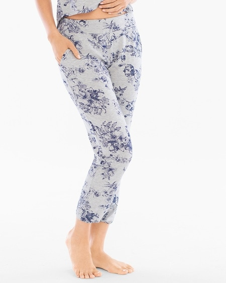 Banded Ankle Pajama Pants