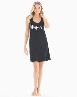 Cool Nights Sleeveless Sleepshirt