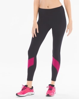 Soma Sport Leggings with Mesh Details