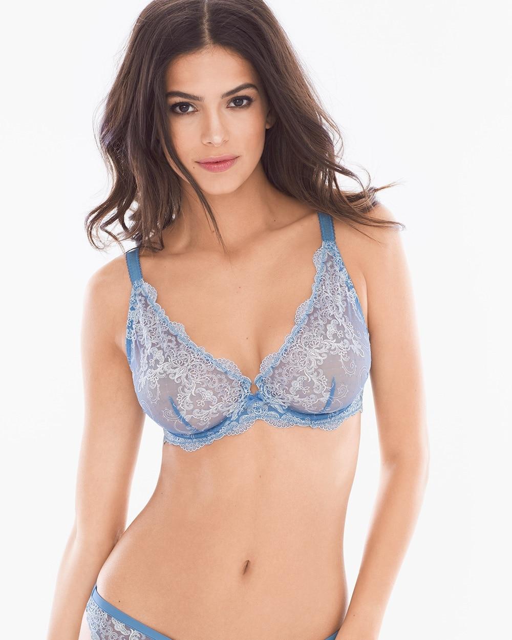 Nude awakening bras and lace
